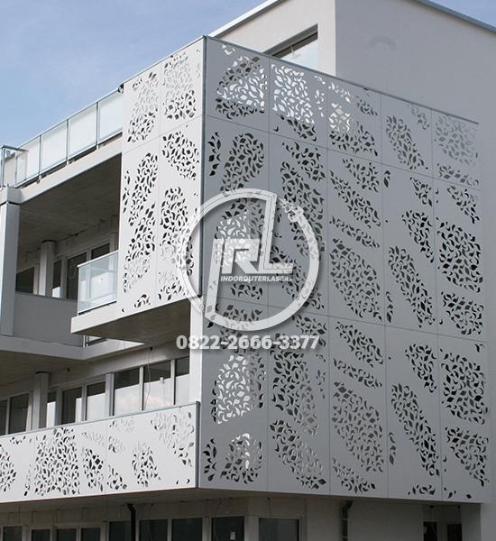Facade/ Fasad Arsitektural Modern