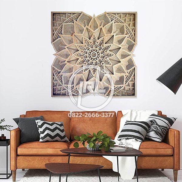 Inspirasi Hiasan Dinding Kayu Kreatif untuk Hunian